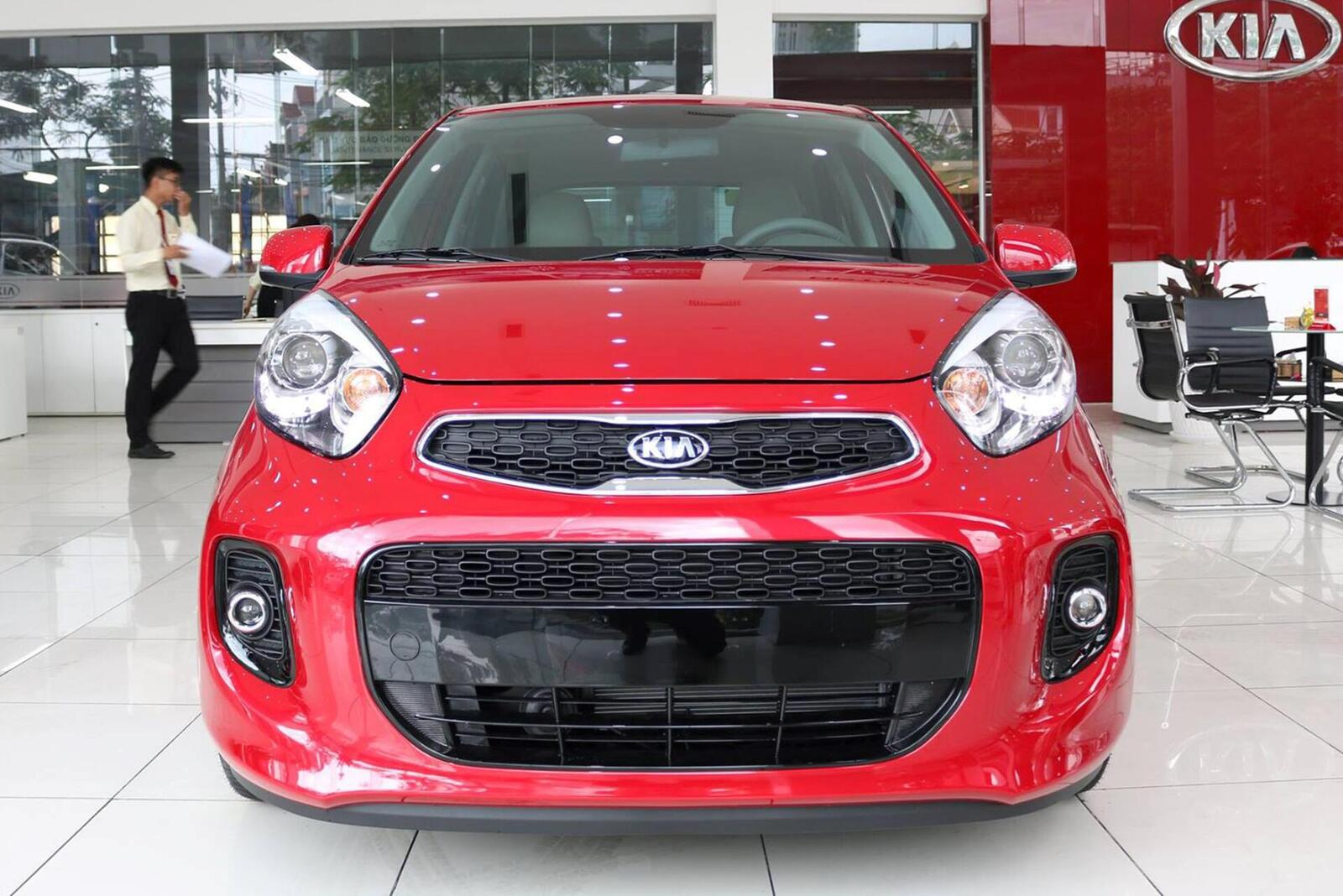 10 mẫu ôtô bán chạy nhất tháng 8 -