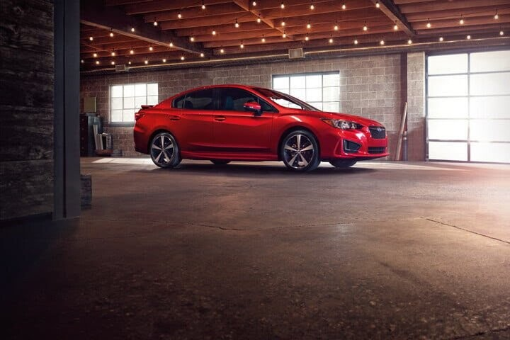 10 mẫu ôtô phù hợp cho người mới tập lái - Hình 3
