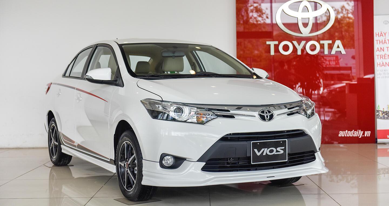 10 mẫu xe ôtô bán chạy nhất Việt Nam 6 tháng đầu năm 2017 - Hình 1