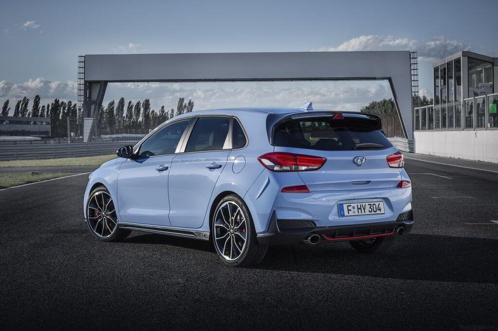 100 chiếc Hyundai i30 N First Edition hết hàng chỉ trong hai ngày - Hình 5