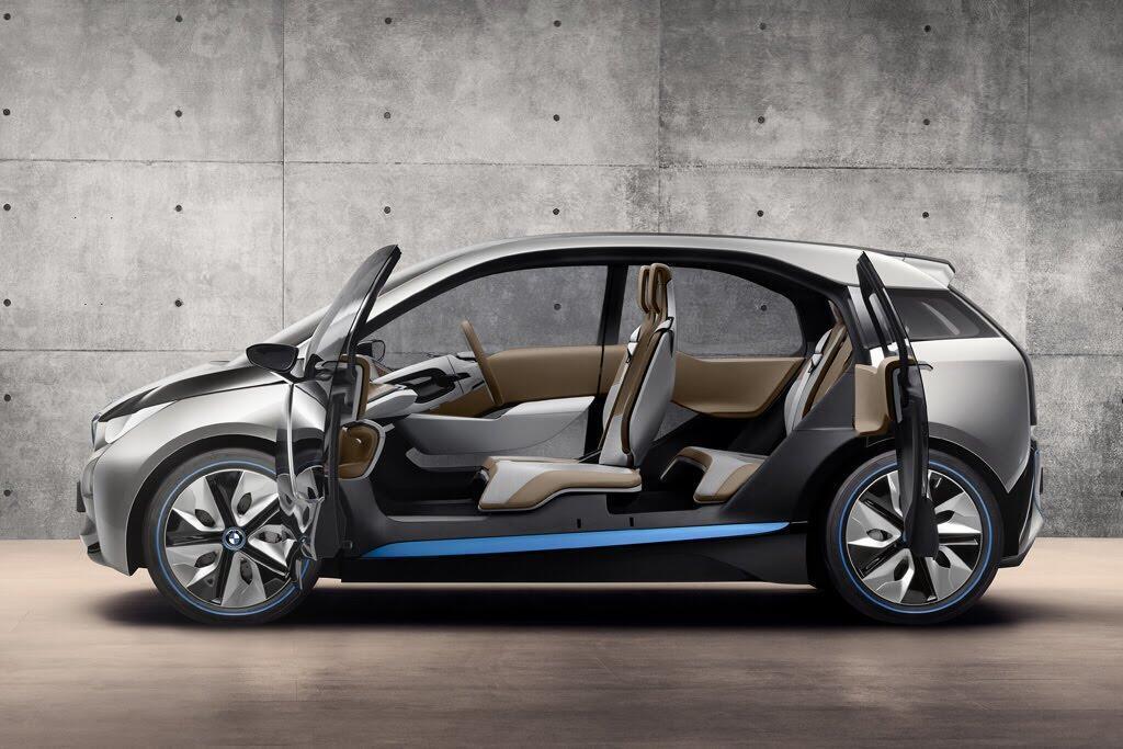 100.000 chiếc xe điện của BMW đã được bán trong năm 2017   DailyXe