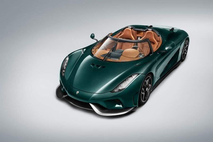 2 chiếc Koenigsegg Regera 1.500 mã lực đầu tiên đã sẵn sàng đến tay chủ nhân - Hình 1