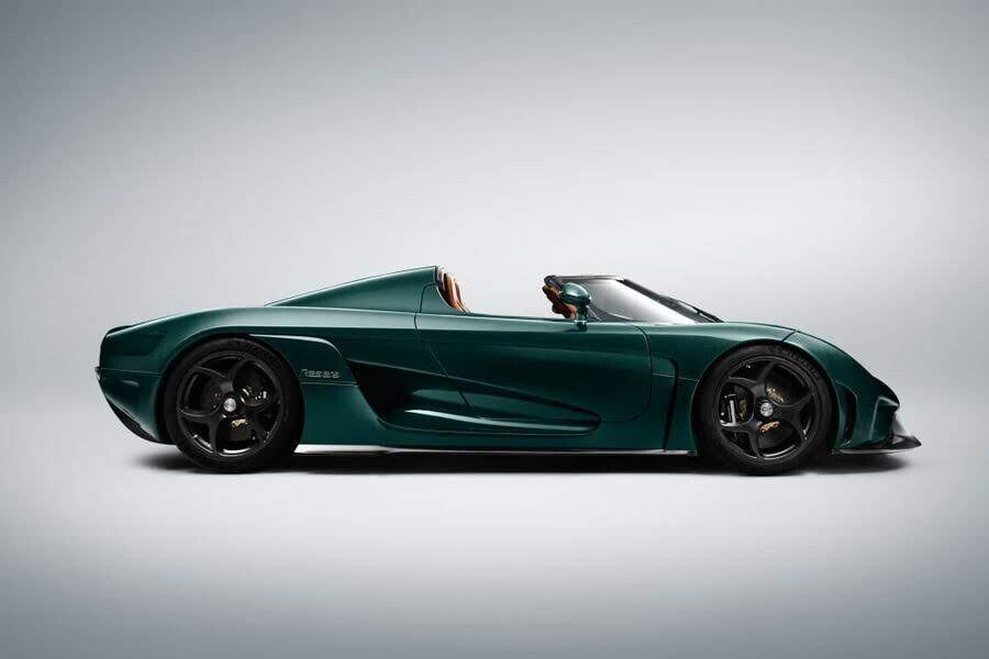 2 chiếc Koenigsegg Regera 1.500 mã lực đầu tiên đã sẵn sàng đến tay chủ nhân - Hình 5