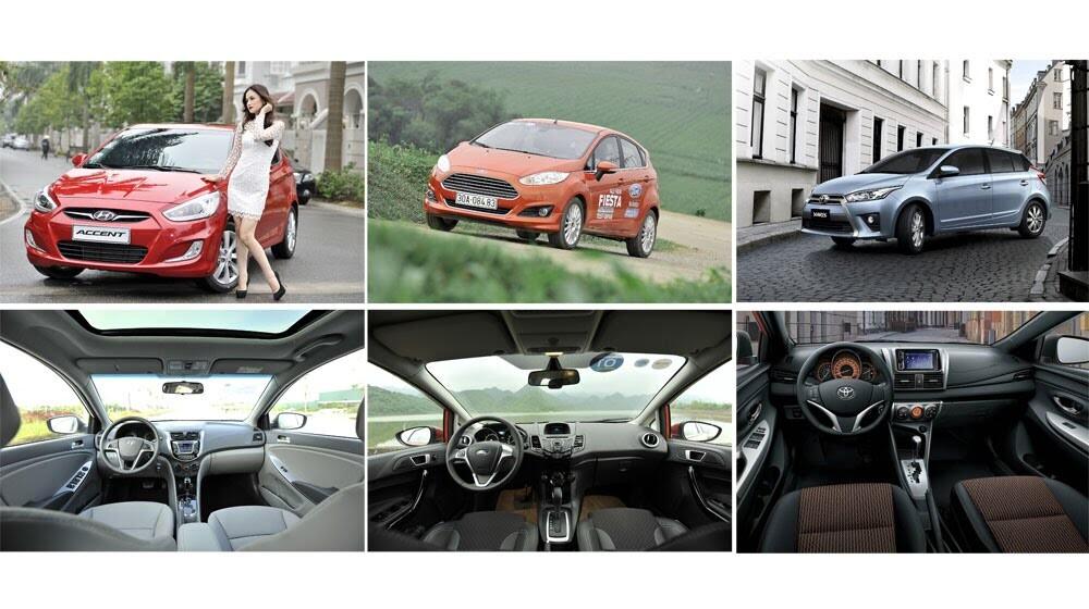 3 mẫu xe hatchback cho phụ nữ đô thị - Hình 1
