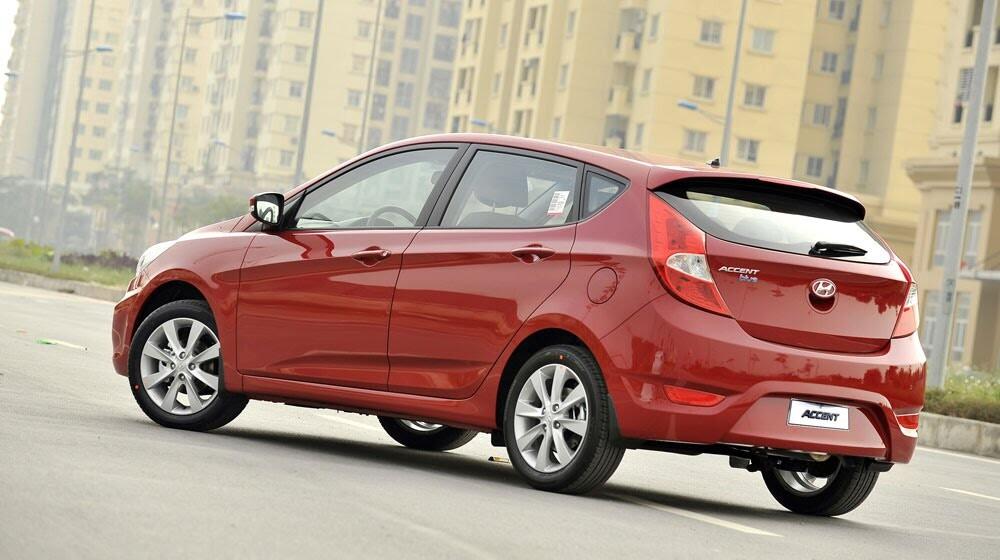 3 mẫu xe hatchback cho phụ nữ đô thị - Hình 7