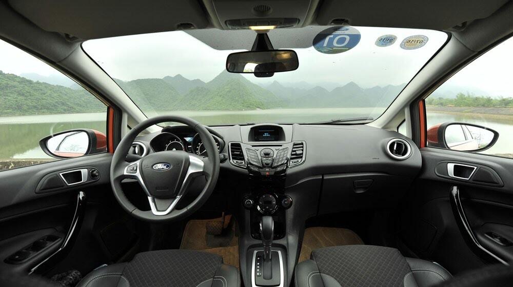 3 mẫu xe hatchback cho phụ nữ đô thị - Hình 11