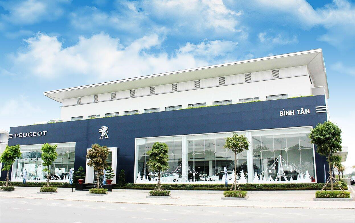 3 showroom Peugeot mới chính thức hoạt động - Hình 1
