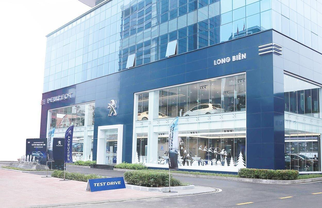 3 showroom Peugeot mới chính thức hoạt động - Hình 2