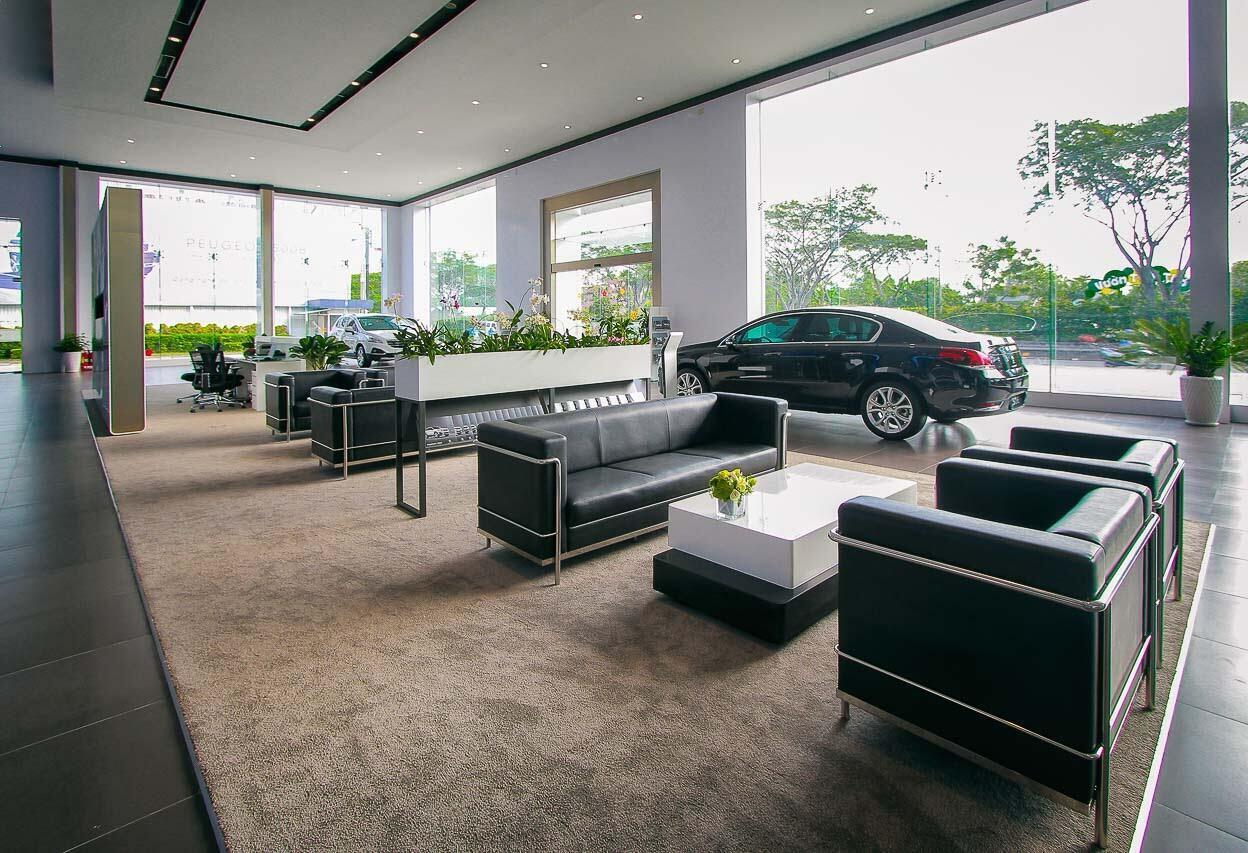 3 showroom Peugeot mới chính thức hoạt động - Hình 3