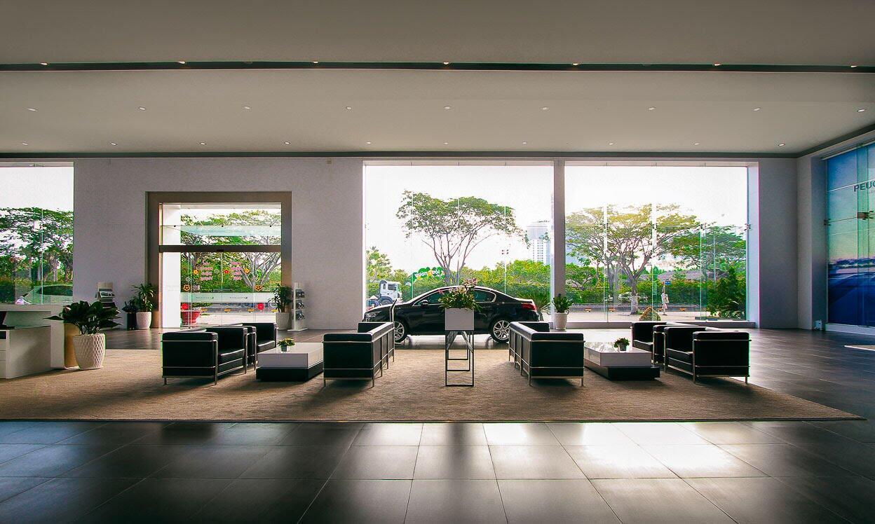 3 showroom Peugeot mới chính thức hoạt động - Hình 4