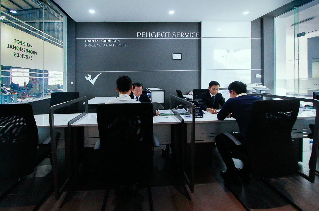 3 showroom Peugeot mới chính thức hoạt động - Hình 5