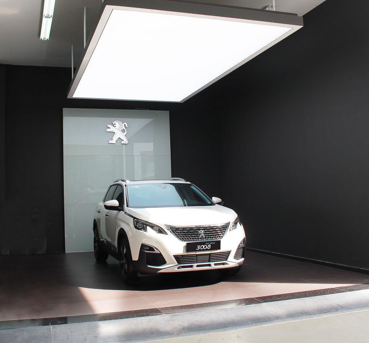 3 showroom Peugeot mới chính thức hoạt động - Hình 6
