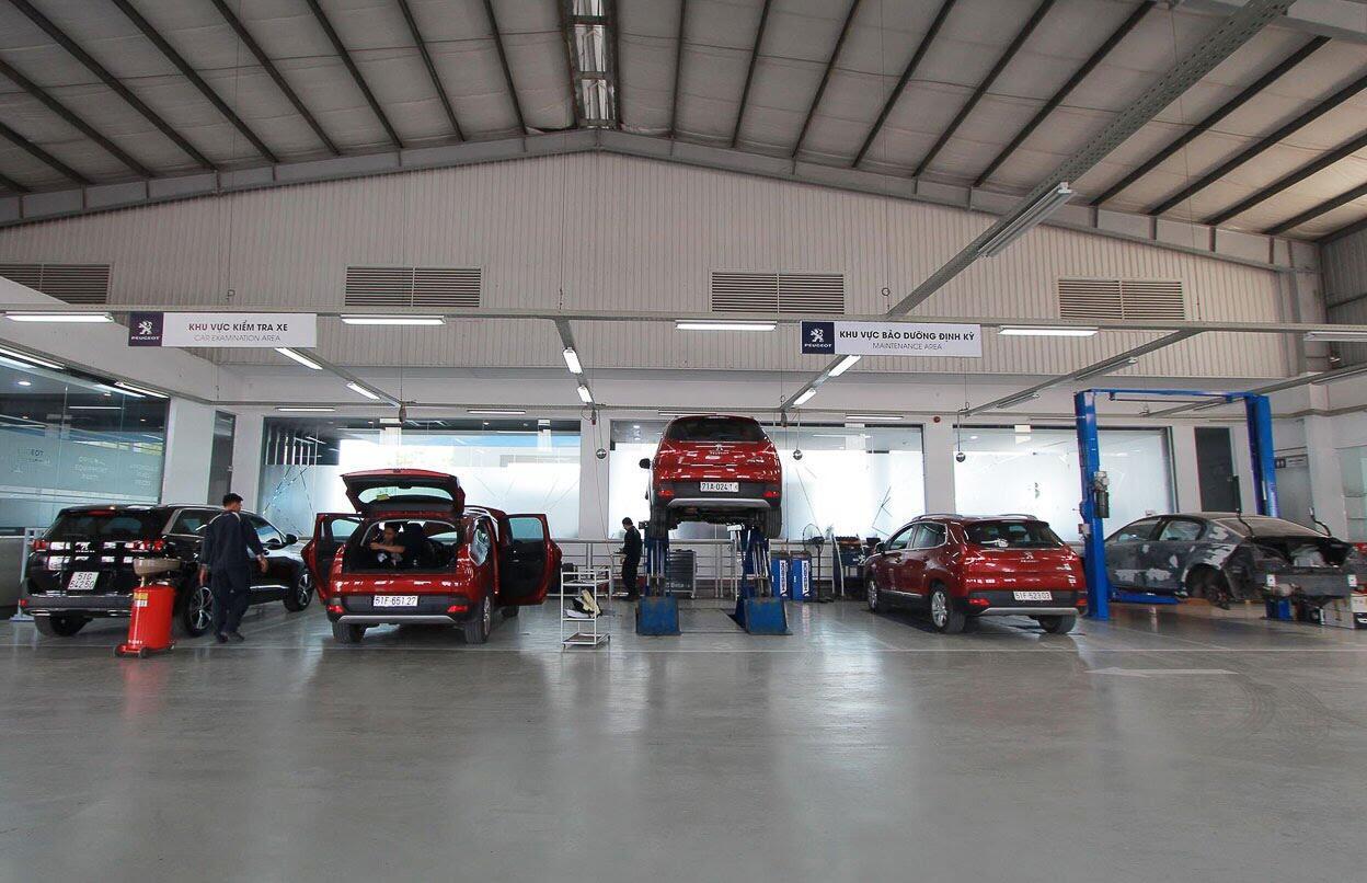3 showroom Peugeot mới chính thức hoạt động - Hình 7