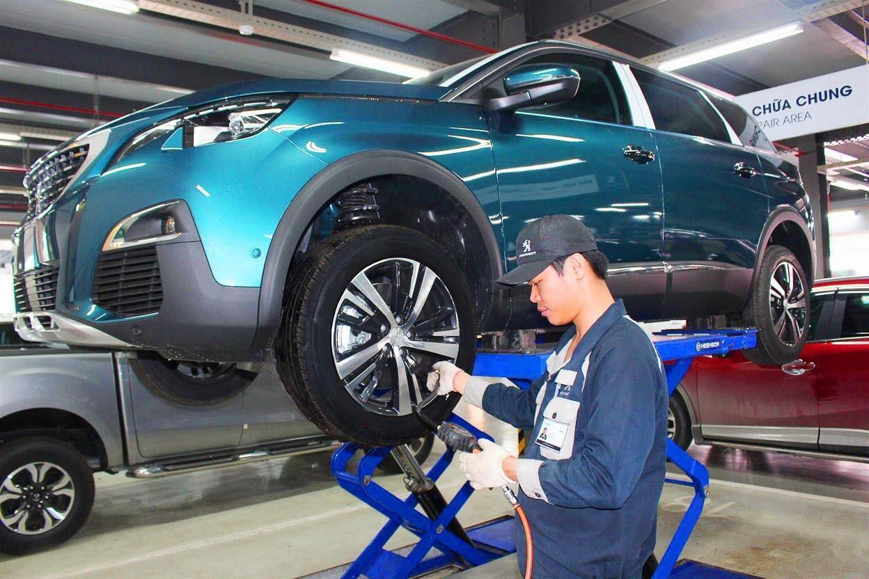 3 showroom Peugeot mới chính thức hoạt động - Hình 8