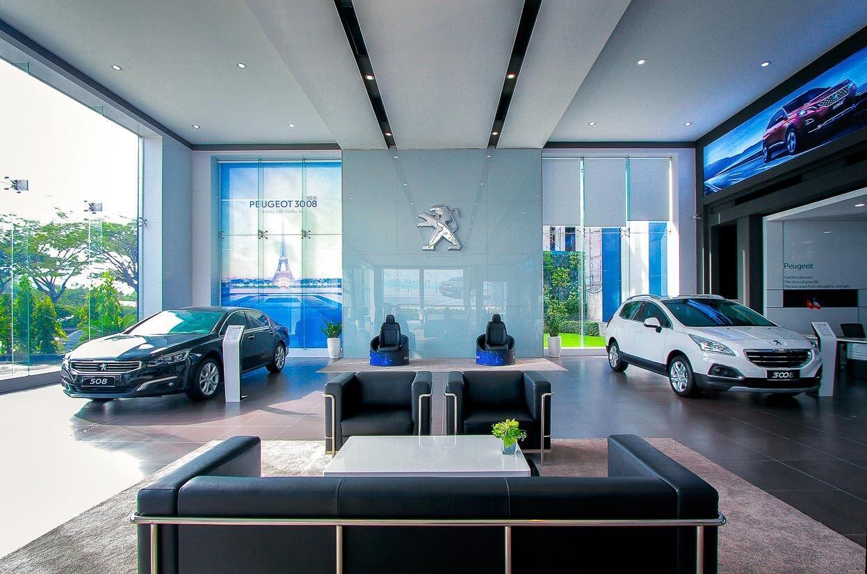 3 showroom Peugeot mới chính thức hoạt động - Hình 13