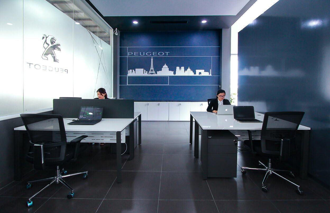 3 showroom Peugeot mới chính thức hoạt động - Hình 16