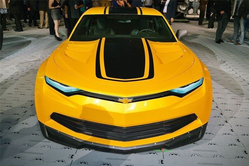 4 chiếc Chevrolet Camaro trong series Transformers được đem đấu giá từ thiện - Hình 7