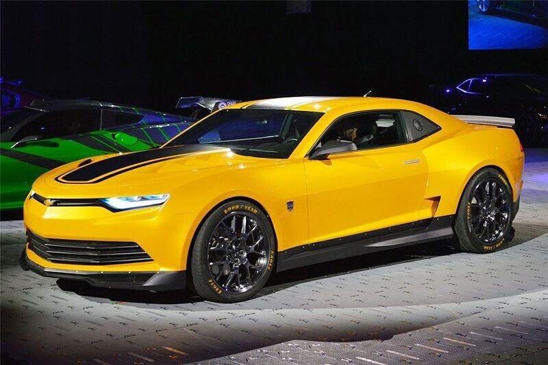 4 chiếc Chevrolet Camaro trong series Transformers được đem đấu giá từ thiện - Hình 8