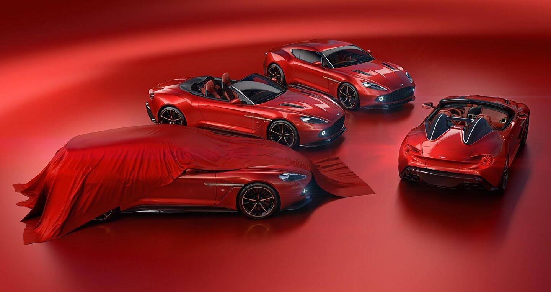 4 Siêu Xe Mới Của Aston Martin Lộ Hình ảnh Tuyệt đẹp