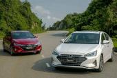 Bảng giá lăn bánh Hyundai Elantra, thấp nhất 638 triệu đồng