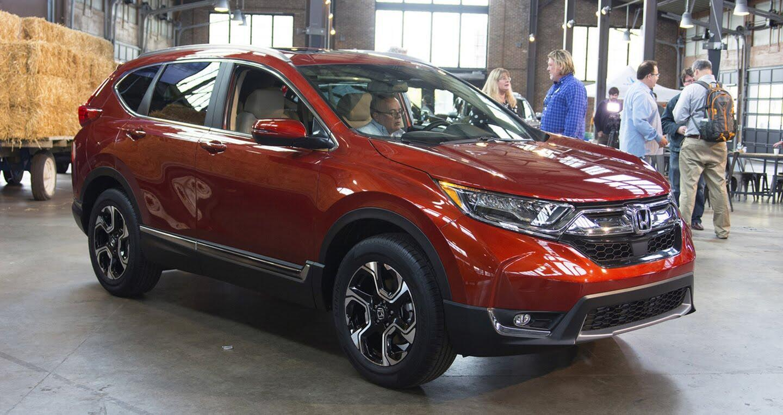 6 mẫu SUV cỡ nhỏ đáng mua nhất năm 2017 - Hình 2