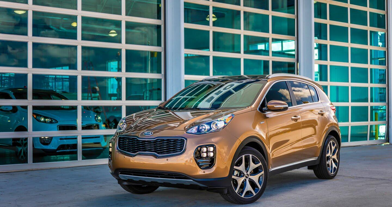6 mẫu SUV cỡ nhỏ đáng mua nhất năm 2017 - Hình 5