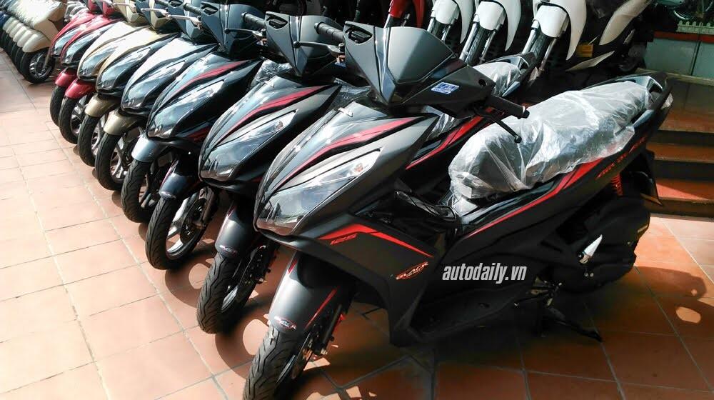 """6 tháng đầu 2017, người Việt vẫn mua xe máy """"ầm ầm"""" - Hình 2"""