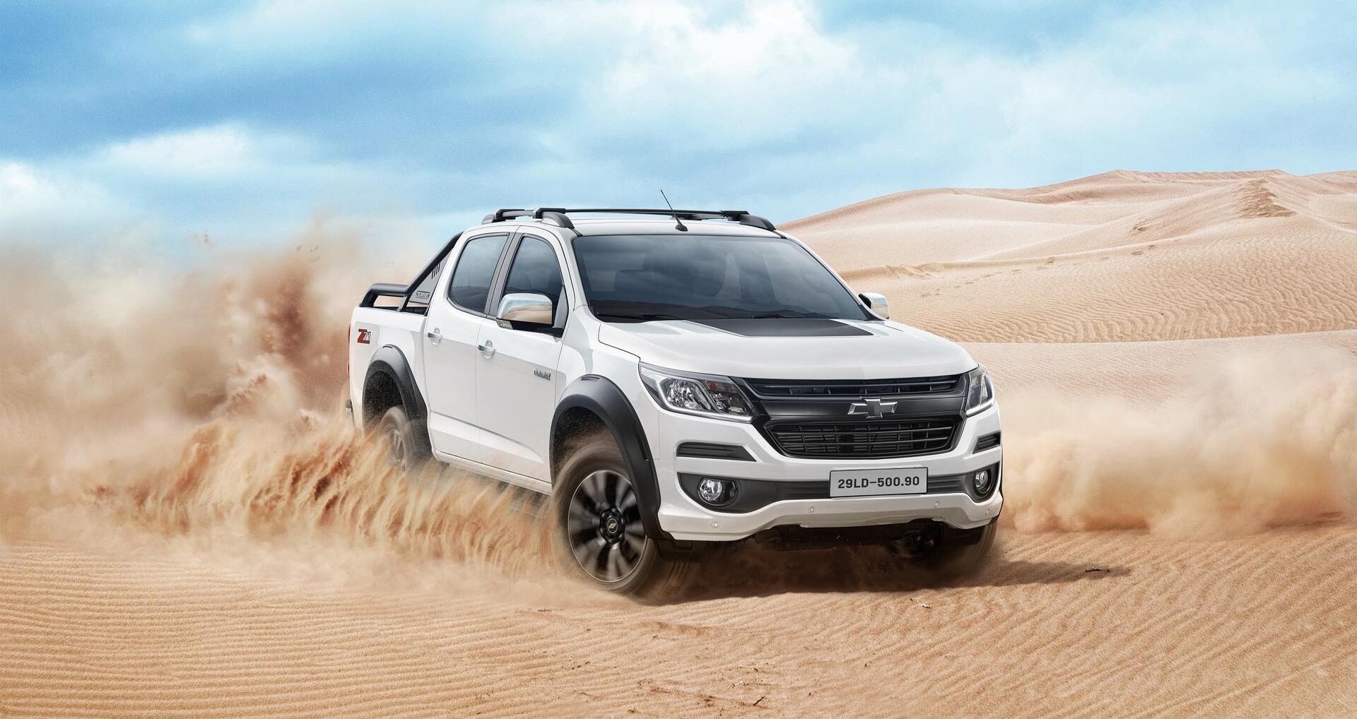 6 tháng đầu năm 2017, doanh số của Chevrolet Việt Nam tăng hơn 30% - Hình 1