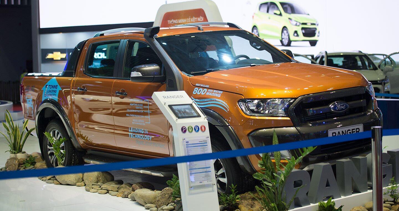 7 tháng đầu năm 2017, Ford Việt Nam bán 16.789 xe - Hình 1
