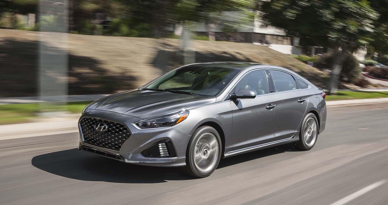 7 thay đổi đáng giá trên Hyundai Sonata 2018 - Hình 1