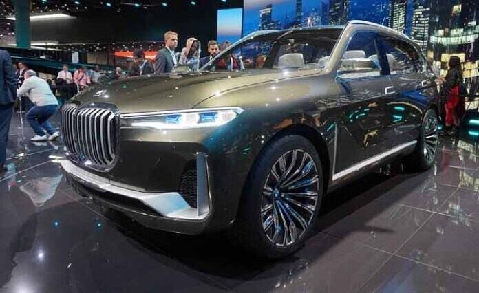 8 mẫu xe ý tưởng nổi bật ở Frankfurt Motor Show 2017 - Hình 1