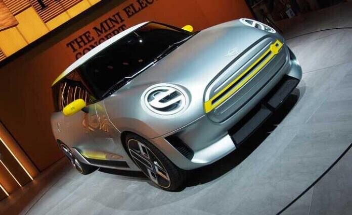 8 mẫu xe ý tưởng nổi bật ở Frankfurt Motor Show 2017 - Hình 2