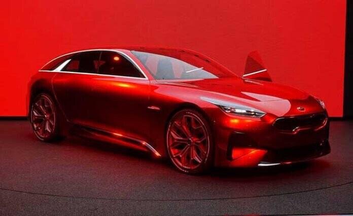 8 mẫu xe ý tưởng nổi bật ở Frankfurt Motor Show 2017 - Hình 3