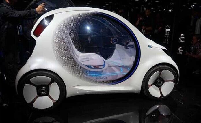 8 mẫu xe ý tưởng nổi bật ở Frankfurt Motor Show 2017 - Hình 4