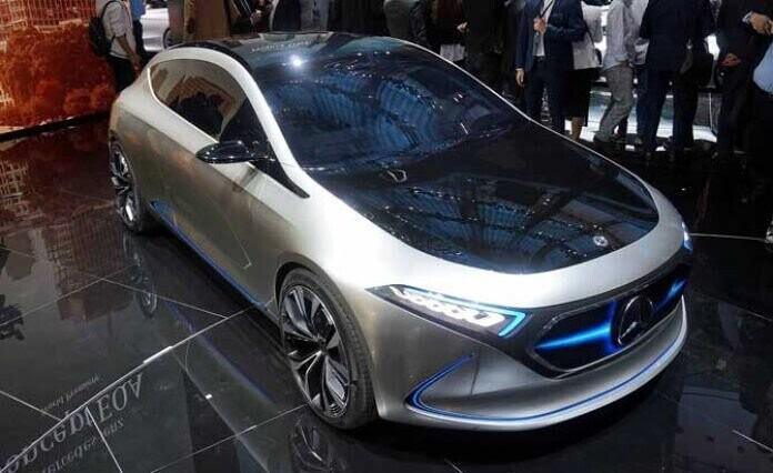 8 mẫu xe ý tưởng nổi bật ở Frankfurt Motor Show 2017 - Hình 5