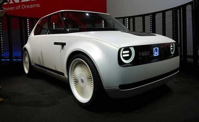 8 mẫu xe ý tưởng nổi bật ở Frankfurt Motor Show 2017 - Hình 8