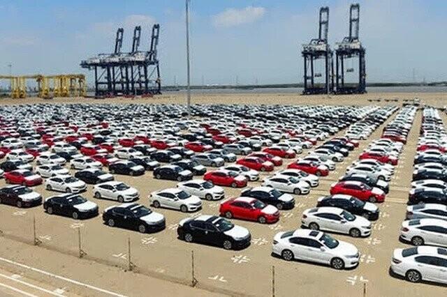 Ấn Độ nhập khẩu