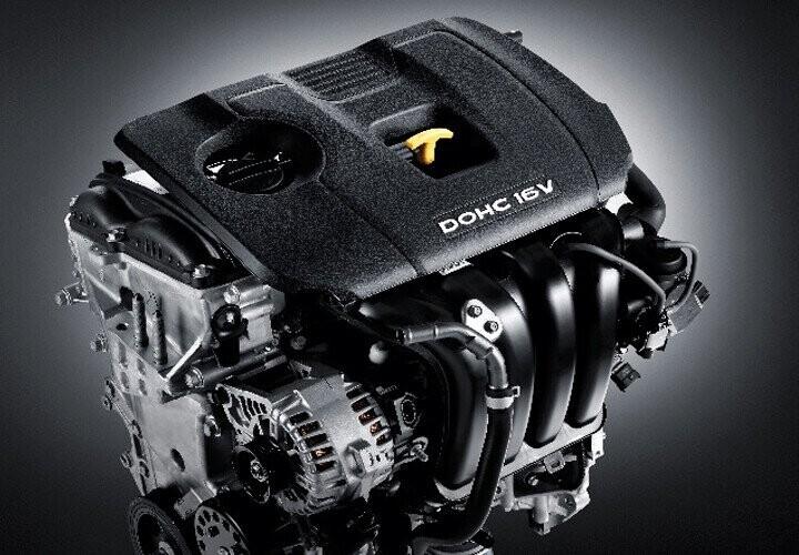 Động cơ Atkinson MPI 2.0L cho công suất tối đa 149 mã lực mạnh mẽ