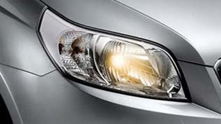 Đèn chiếu sáng ban ngày giúp các phương tiện đi ở hướng ngược lại có thể mau chóng nhận ra xe của bạn, giúp xử lý tình huống tốt hơn.