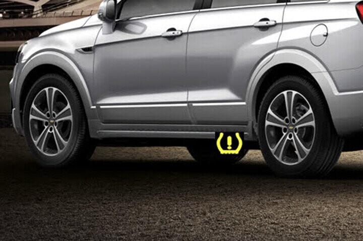 Cảm biến áp suất từng lốp xe