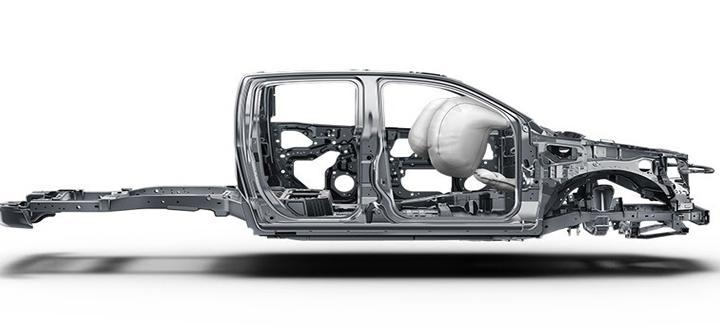 Khung xe cứng cáp vững chãi