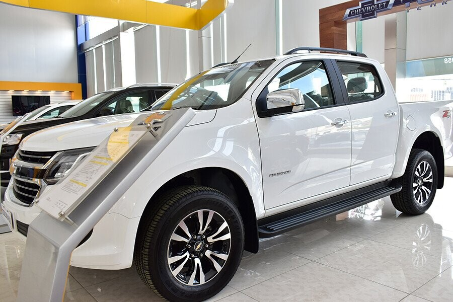Chevrolet Colorado mới được trang bị hàng loạt các tính năng an