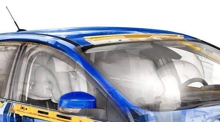 Hệ thống túi khí an toàn người lái