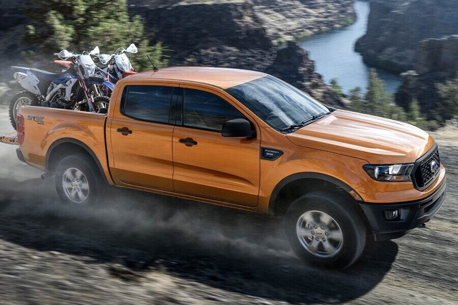 An toàn Ford Ranger Wildtrak 2.0L AT 4X2 - Hình 4