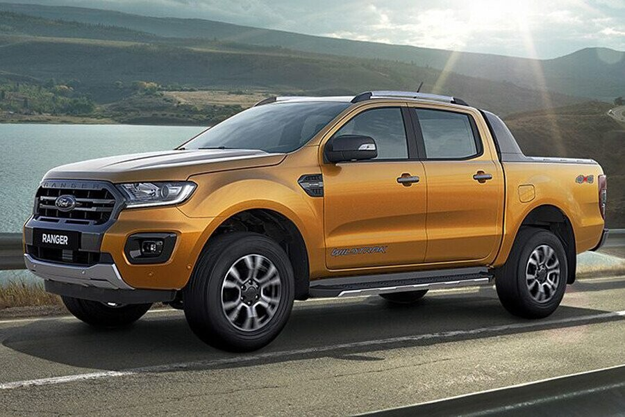 An toàn Ford Ranger Wildtrak 2.0L AT 4X2 - Hình 6