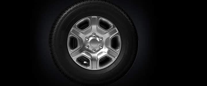 Hệ thống giám sát áp suất lốp xe giúp giữ an toàn cho người lái