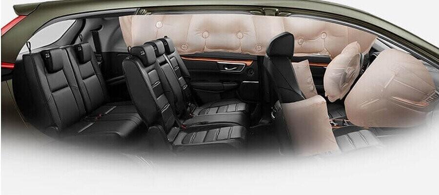 An toàn Honda - Hình 1