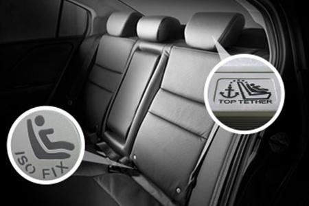 ISOFix- Móc ghế an toàn cho trẻ