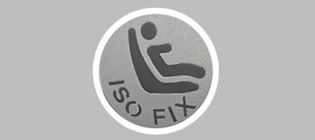 ISOFIX - Móc ghế an toàn cho trẻ em hàng ghế sau