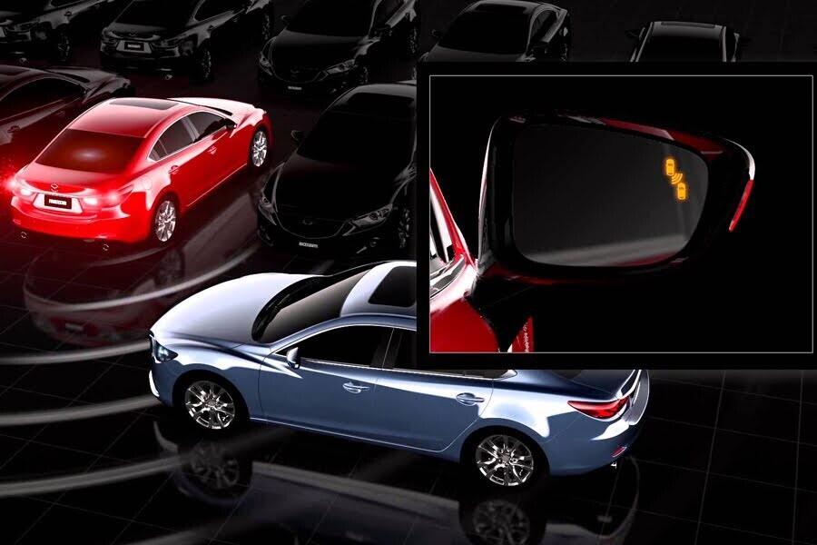 An toàn Mazda CX-5 - Hình 3